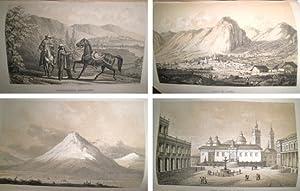 Relaçao de una Viagem a Venezuela, Nova Granada e Equador pelo Conselheiro…: LISBOA, Miguel María.