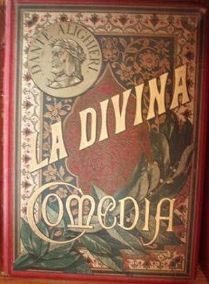 La Divina Comedia. según el texto de: DANTE ALIGHIERI.