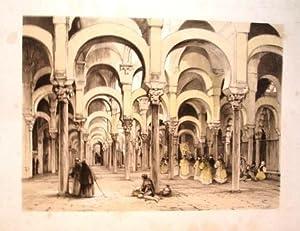 Mosque at Cordova.: LEWIS, Jonh Frederick.