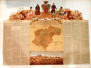 Provincia de Teruel.: BORONAT Y SATORRE, Francisco.