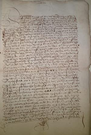 POR esta Escriptura consta que Elvira Ximénez Viuda de Antón López Cordovés vendió a Ysabel ...