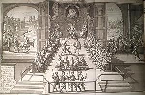 SATIRE menippée, de la vertu du Catholicon d'Espagne, et de la tenue des Etats de Paris, A ...