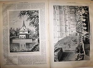 EL MUSEO Universal. Revista semanal. Año XIII, nº 27 a 29. 4 al 18 de Julio de 1869.