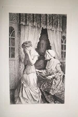 Une histoire sans nom. Compositions de Auguste-François Gorguet. Gravées a l'eau-forte par Omer...