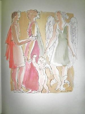 Ballet. Variacions líriques sobre uns temes de Verlaine, Debussy i Degas. Litografíes de Josep ...