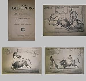 Anales del Toreo. Reseña histórica de la lidia de reses bravas. Galería biogr&...
