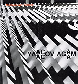Yaacov Agam. Inscribed