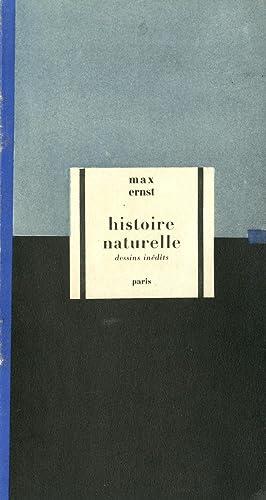 Max Ernst: histoire naturelle, dessins inédits: Ernst, Max. Berggruen