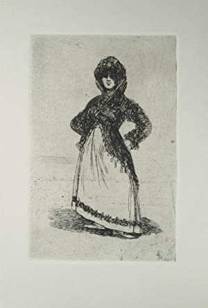 Late Caprichos of Goya: fragments from a: Goya, Francisco] Sayre,
