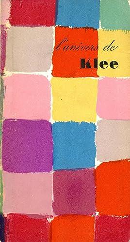 L'univers de Klee: Klee, Paul. Berggruen