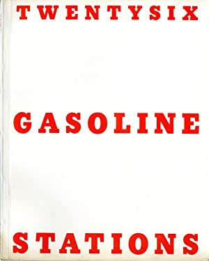 Twentysix gasoline stations. First edition, 1963. 400: Ruscha, Edward
