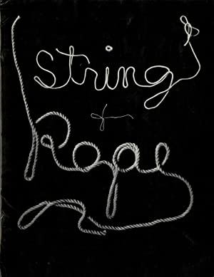 Exhibition string & rope