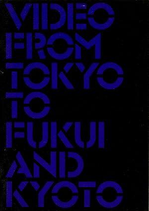 Video from Tokyo to Fukui and Kyoto: London, Barbara J.,