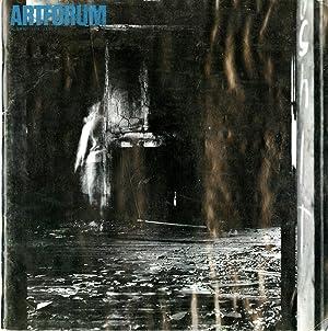 Artforum, volume XIII [13], number 3, November: Coplans, John, editor.