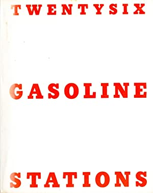 Twentysix gasoline stations. Third edition, 1969: Ruscha, Edward