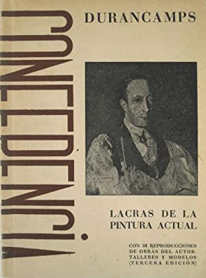 Lacras de la pintura actual. (3rd edition, per cover.) Inscribed