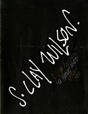 S. Clay Wilson: selected works. Inscribed on cover
