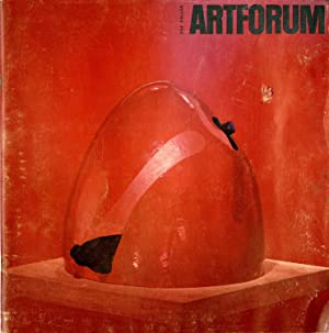 Artforum, volume II, no. 2, August 1963. California sculpture today