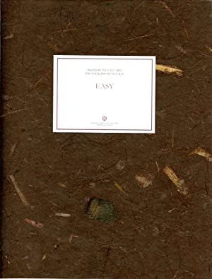 Easy [original French title: Facile]. Poems by: Eluard, Paul. Man