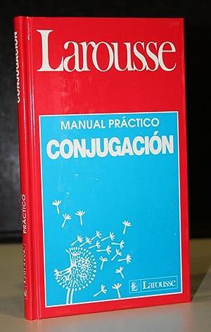 Manual práctico. Conjugación.: García-Pelayo y Gross,