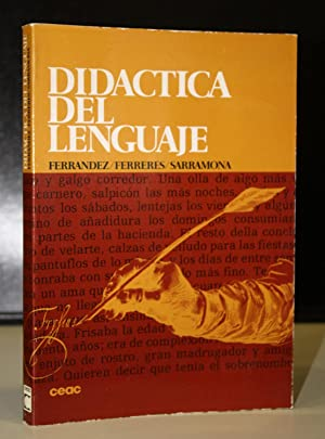 Didáctica del lenguaje.: Ferrández, Adalberto. ;