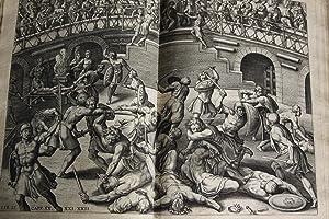 Saturnalium sermonum libri duo, quie de gradiotoribus,: Lipsio, Justo.