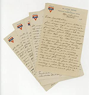 13-page autograph letter, signed, to the author's
