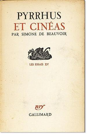 Pyrrhus et Cinéas: Beauvoir, Simone de
