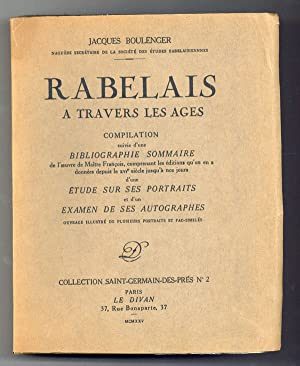Rabelais a Travers les Ages [Limited Edition]
