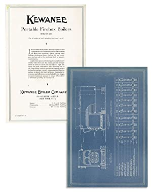 Kewanee Portable Firebox Boilers Series 500 (For: KEWANEE BOILER COMPANY