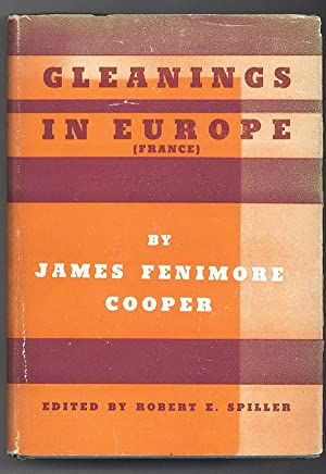 Gleanings in Europe: France
