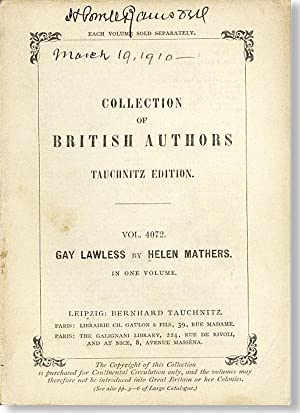 Gay lawless: Mathers, Helen