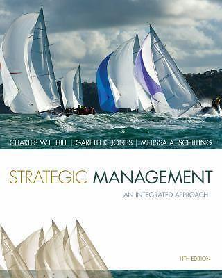 theory of strategic management with cases ebook