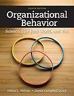 ACCESS CODE FOR EBOOK---Organizational Behavior : Science,: James Campbell Quick