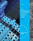 INTERNATIONAL EDITION---C++ Programming : From Problem Analysis: D. S. Malik