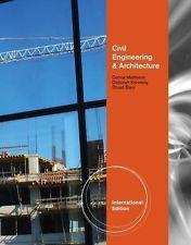 INTERNATIONAL EDITION---Civil Engineering and Architecture: Matteson, Kennedy