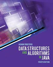 Data Structures and Algorithms in Java, 4th edition: Adam Drozdek