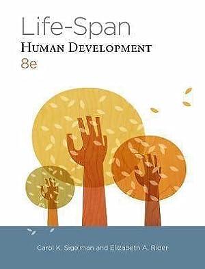 ACCESS CODE FOR EBOOK---Life-Span Human Development, 8th: Carol K. Sigelman