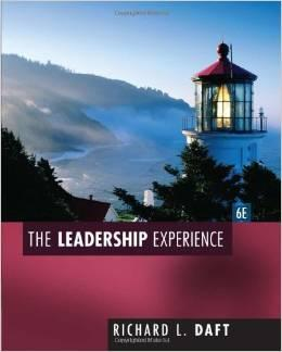 ACCESS CODE FOR EBOOK---The Leadership Experience, 6th: Richard L. Daft