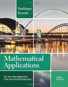 ACCESS CODE FOR EBOOK---Mathematical Applications for the: James J. Reynolds