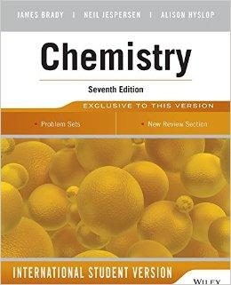 INTERNATIONAL EDITION---Chemistry : The Molecular Nature of: Alison Hyslop, James