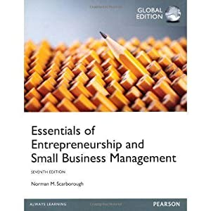 INTERNATIONAL EDITION---Essentials of Entrepreneurship and Small Business: Norman M. Scarborough