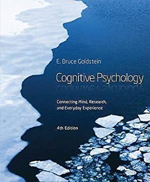 ACCESS CODE FOR EBOOK---Cognitive Psychology: Connecting Mind,: E. Bruce Goldstein