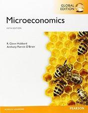 INTERNATIONAL EDITION---Microeconomics, 5th edition: Glenn P. Hubbard