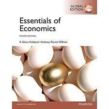 INTERNATIONAL EDITION---Essentials of Economics, 4th edition: Glenn P. Hubbard