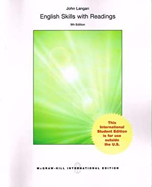 INTERNATIONAL EDITION---English Skills with Readings, 9th edition: John Langan and