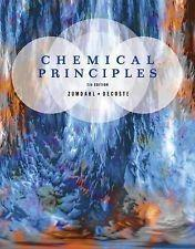 ACCESS CODE FOR EBOOK---Chemical Principles, 7th edition: Donald J. DeCoste