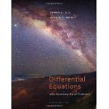 ACCESS CODE FOR EBOOK---Differential Equations with Boundary-Value: Dennis Zill and
