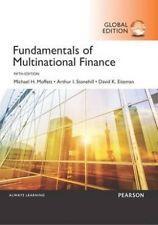 INTERNATIONAL EDITION---Fundamentals of Multinational Finance, 5th edition: Michael H. Moffett