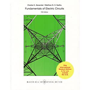 INTERNATIONAL EDITION---Fundamentals of Electric Circuits, 5th edition: Matthew N. O.